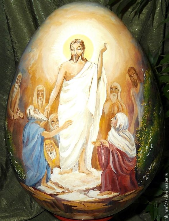 Easter egg painting the resurrection of christ egg painting shop gift sets handmade easter egg painting the resurrection of christ egg painting original painted negle Images