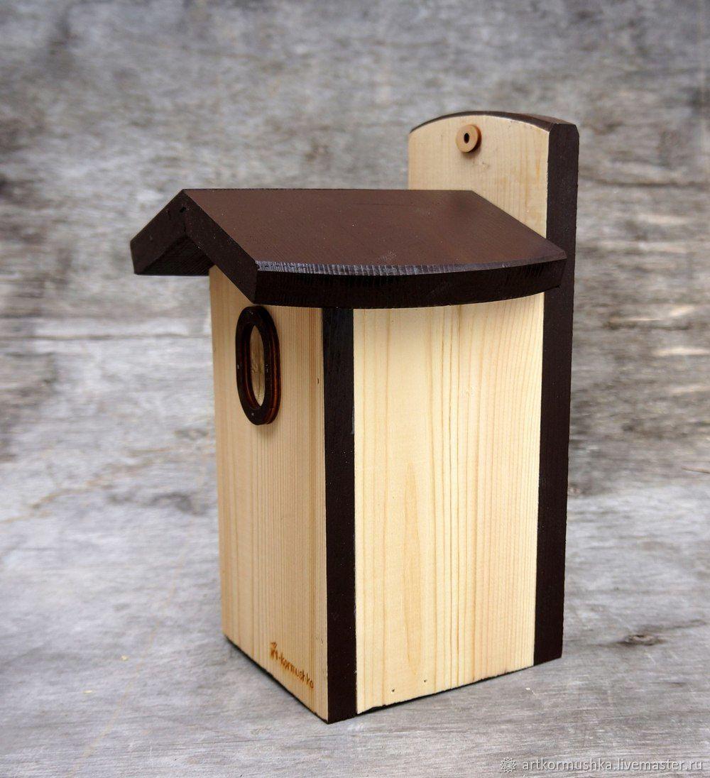 Birdhouse waterproof