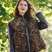 """Одежда ручной работы. Ярмарка Мастеров - ручная работа Куртка""""Пряная осень"""". Handmade."""