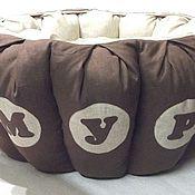 Для домашних животных, ручной работы. Ярмарка Мастеров - ручная работа Лежанка для кота. Handmade.