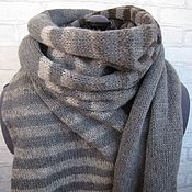 Аксессуары handmade. Livemaster - original item Scarf knitted long. Handmade.