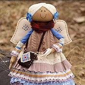 Куклы и игрушки ручной работы. Ярмарка Мастеров - ручная работа Фея Вышивальщица. Талисман рукодельницы.. Handmade.
