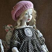 Куклы и игрушки ручной работы. Ярмарка Мастеров - ручная работа Авторская коллекционная кукла Лидочка. Handmade.