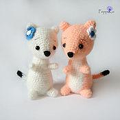 Куклы и игрушки ручной работы. Ярмарка Мастеров - ручная работа Мышки-подружки. Handmade.