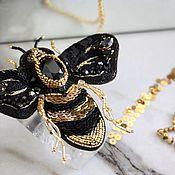 Украшения ручной работы. Ярмарка Мастеров - ручная работа Sparkling bee. Handmade.