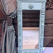 Для дома и интерьера ручной работы. Ярмарка Мастеров - ручная работа Дизайнерское зеркало. Handmade.