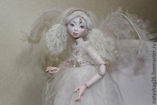 Коллекционные куклы ручной работы. Ярмарка Мастеров - ручная работа. Купить Шарнирная кукла Ангел. Handmade. Шарнирная кукла, кукла