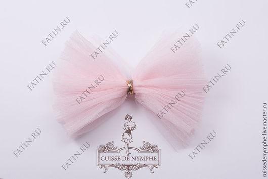 Шитье ручной работы. Ярмарка Мастеров - ручная работа. Купить Фатин  розовый кварц (Rose quartz), KRST-1517. Handmade.