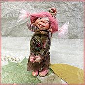 """Куклы и игрушки ручной работы. Ярмарка Мастеров - ручная работа Эльф """"Улыбака"""". Handmade."""