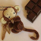 Обезьяна шоколадка