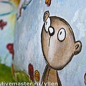 Для дома и интерьера ручной работы. Ярмарка Мастеров - ручная работа Подушковый мир :-). Handmade.
