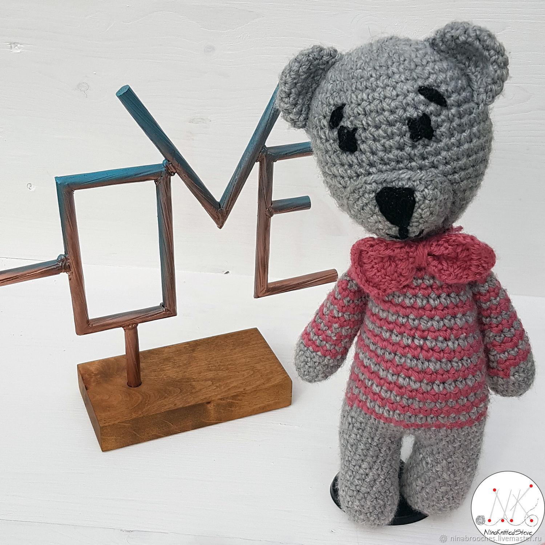 Медведь, Мягкие игрушки, Москва,  Фото №1