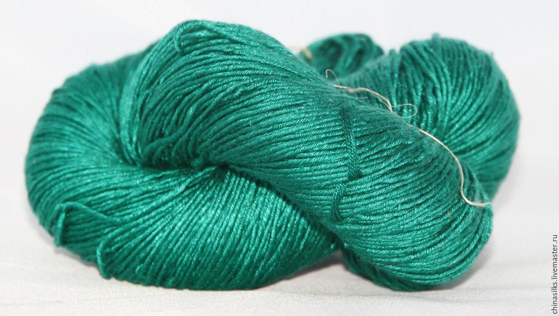 Что вяжут из шёлка - вязание спасет мир 21