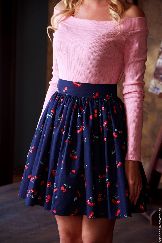 Короткие летние юбки с доставкой