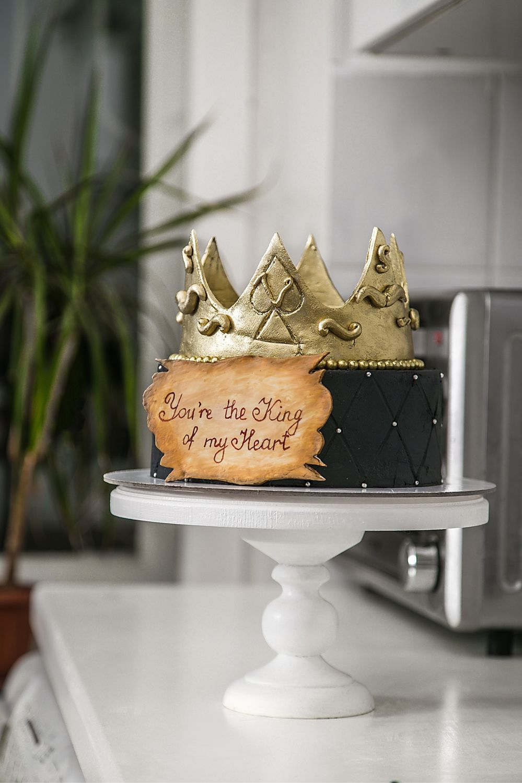 Торт на заказ для мужчины, Декор торта, Москва,  Фото №1