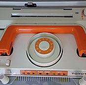 Материалы для творчества handmade. Livemaster - original item Knitting machine Toyota ks901 grade 5. Handmade.