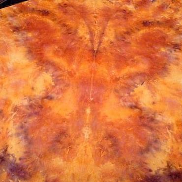 """Одежда ручной работы. Ярмарка Мастеров - ручная работа Парео """"Призрачные бабочки"""". Handmade."""