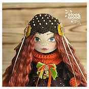 Куклы и игрушки ручной работы. Ярмарка Мастеров - ручная работа Red Fox. Handmade.