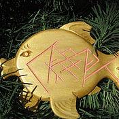 Фен-шуй и эзотерика handmade. Livemaster - original item goldfish. Handmade.