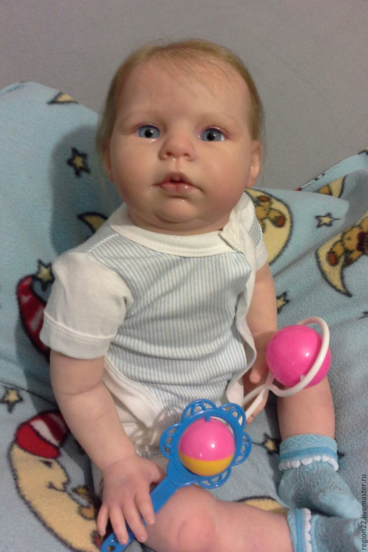 кукла малыш фото