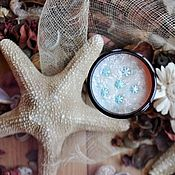 Скрабы ручной работы. Ярмарка Мастеров - ручная работа Малибу, кокосово-сахарный скраб для нежной кожи тела. Handmade.