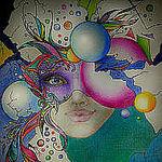 """""""Настроение"""" Наталья Шин (natasha2004) - Ярмарка Мастеров - ручная работа, handmade"""