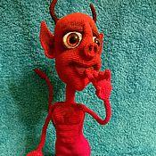 Материалы для творчества handmade. Livemaster - original item MK knitting Jack-in - the adorables. Handmade.