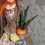 Куклы и игрушки ручной работы. Ярмарка Мастеров - ручная работа Рыжая Маня.. Handmade.