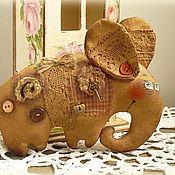 Куклы и игрушки ручной работы. Ярмарка Мастеров - ручная работа Летающий слон. Handmade.