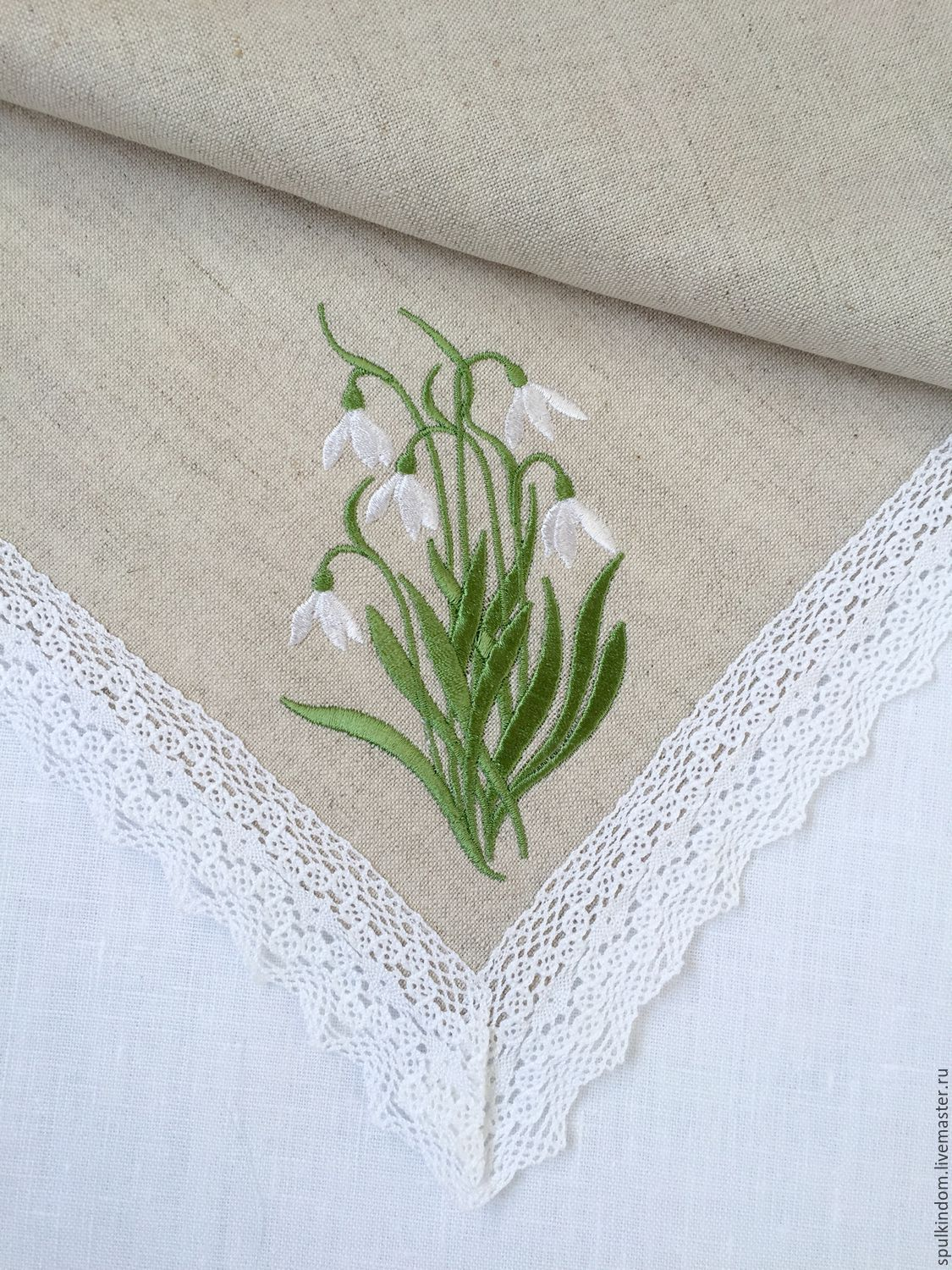 Napkin with embroidery bouquet of flowers shop online on easter gifts handmade livemaster handmade buy napkin with embroidery bouquet of flowers negle Images