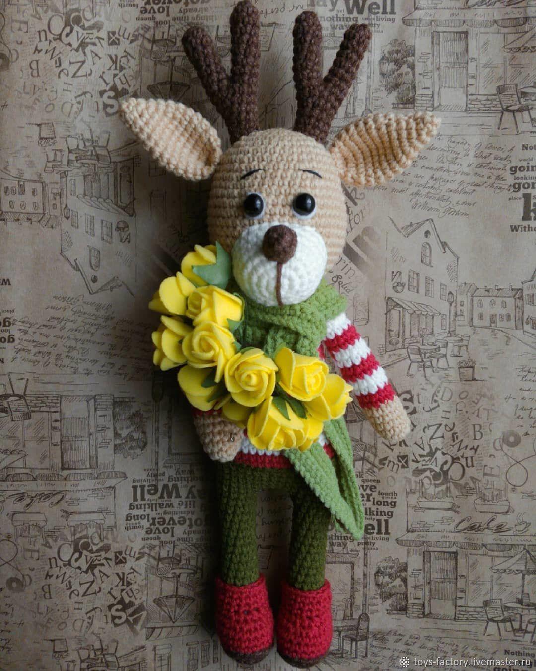 Милые Олени! Отличный подарок или сувенир!, Мягкие игрушки, Одесса,  Фото №1
