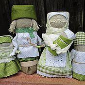 """Куклы и игрушки ручной работы. Ярмарка Мастеров - ручная работа Набор народных кукол """"Семья"""". Handmade."""