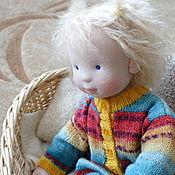 Куклы и игрушки ручной работы. Ярмарка Мастеров - ручная работа Лялечка, 50 см. Handmade.