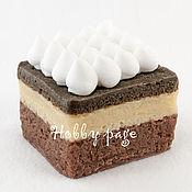 Материалы для творчества handmade. Livemaster - original item Silicone molds for soap Tiramisu. Handmade.