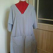 Одежда ручной работы. Ярмарка Мастеров - ручная работа бохо платье (полиэстер). Handmade.