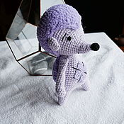 Куклы и игрушки handmade. Livemaster - original item hedgehog in the fog.. Handmade.