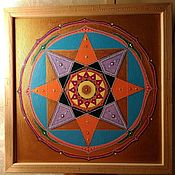 Фен-шуй и эзотерика handmade. Livemaster - original item Jupiter`s Yantra. Handmade.