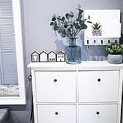 Для дома и интерьера handmade. Livemaster - original item Housekeeper interior on the wall. Handmade.