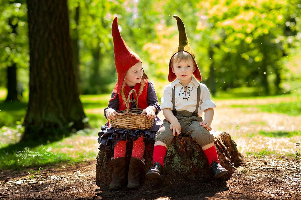 фотосессия с детьми сказка после