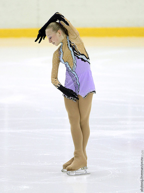 Dress for figure skating, Clothing, Tolyatti, Фото №1