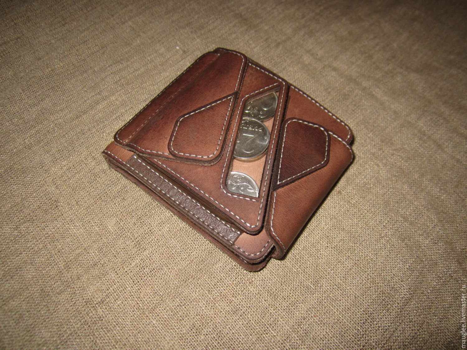 Purse casual Harley Davidson – shop online on Livemaster with ...