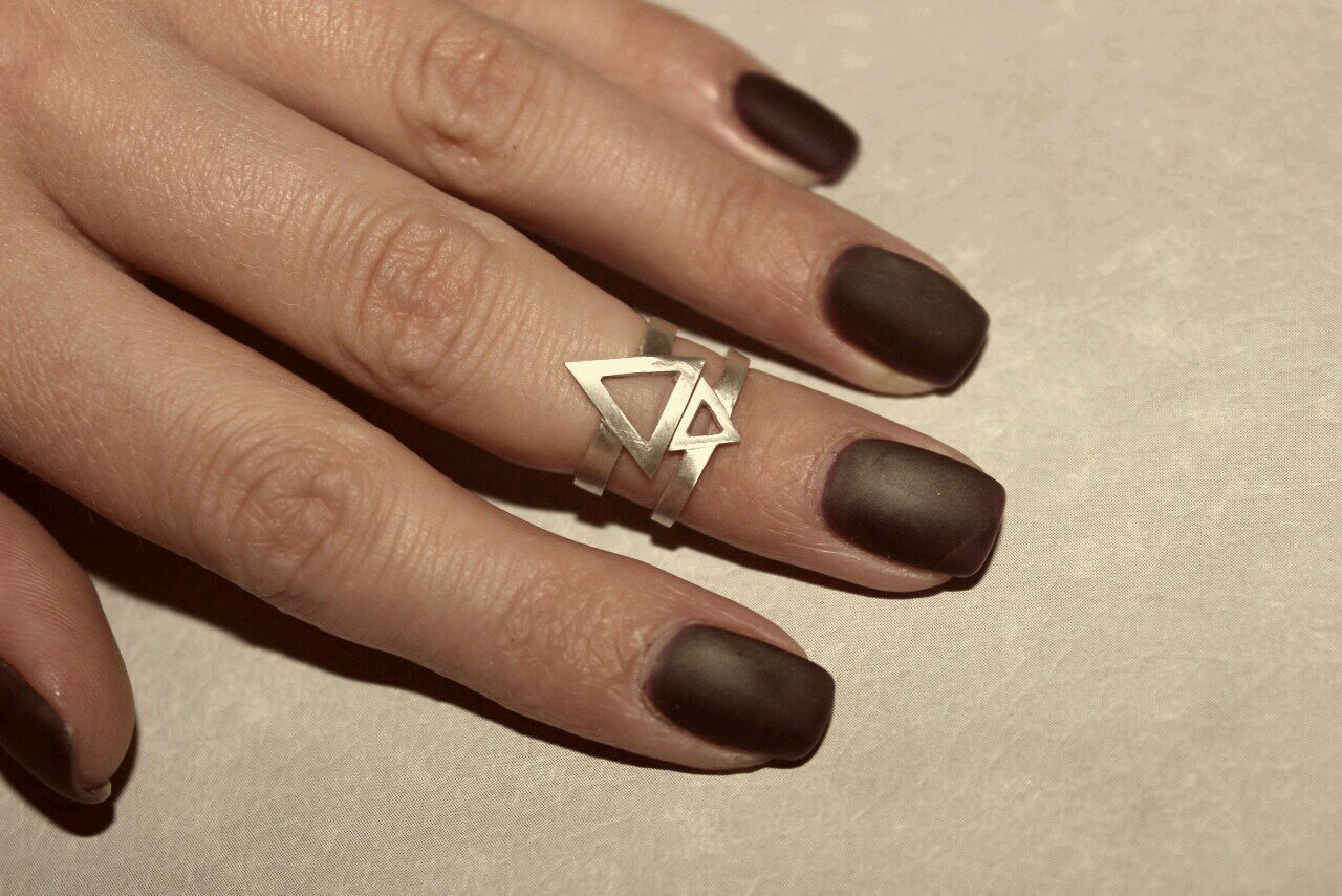 Кольцо на фалангу своими руками фото 725