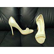 Обувь ручной работы handmade. Livemaster - original item Shoes Chameleon. Handmade.