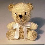 """Куклы и игрушки ручной работы. Ярмарка Мастеров - ручная работа Амигуруми """"Медвежонок"""". Handmade."""