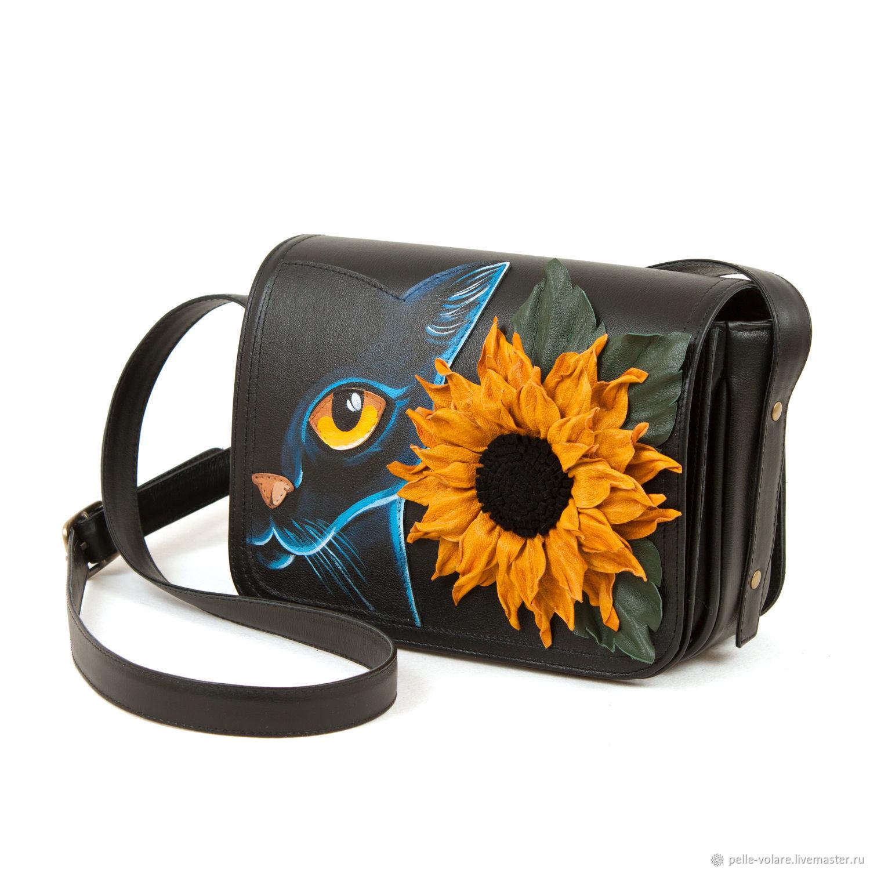 81f89053281d Женские сумки ручной работы. Женская сумка-сатчел