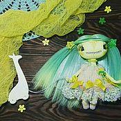 """Куклы и игрушки ручной работы. Ярмарка Мастеров - ручная работа Кукла ручной работы """"Груша"""". Handmade."""