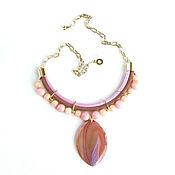 Украшения handmade. Livemaster - original item Necklace made of natural stones