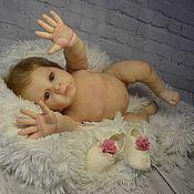 Куклы и игрушки handmade. Livemaster - original item Lilli-Marlaine by Sylvia Manning.. Handmade.