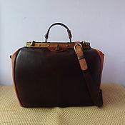 Сумки и аксессуары handmade. Livemaster - original item Bag women`s leather Boat. Handmade.