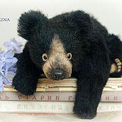 Куклы и игрушки ручной работы. Ярмарка Мастеров - ручная работа Медвежонок Юврадж. Handmade.
